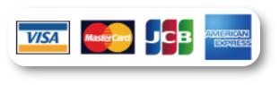 利用可能 クレジットカード